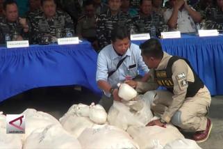 WFQR gagalkan penyelundupan satu ton sabu