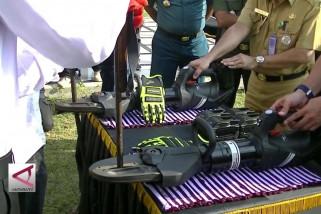 Polda Sumbar musnahkan 816 pucuk senjata api ilegal