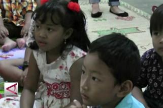 Usai tragedi, anak-anak ikuti trauma healing