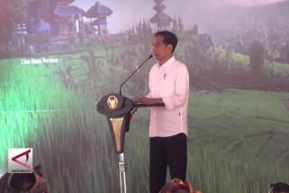 Presiden sebut pembagian sertifikat di Tabanan terbanyak