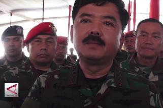 Panglima TNI Usul Kenaikan Tunjangan Prajurit