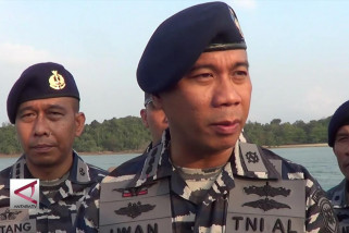 TNI AL tangkap 3 kapal muat barang ilegal