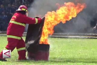 Mendagri minta perhatikan kesejahteraan pemadam kebakaran