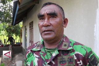 TNI bedah 14 rumah warga kurang mampu