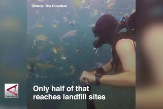 Gubernur Bali akan pantau kapal yang buang sampah di laut