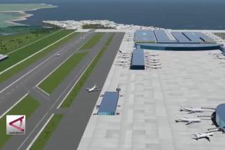 Gubernur Bali pastikan pembangunan bandara di atas laut berlanjut