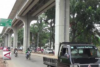Perbaikan kerusakan akibat Pembangunan LRT Palembang akan dimulai