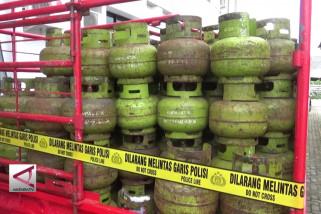 Polisi tangkap penjual gas elpiji 3 Kg di luar ketentuan
