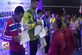 Forki targetkan 2 medali di Asian Games 2018