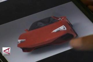 Mahasiswa difabel raih prestasi desain mobil listrik