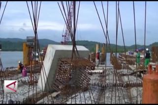 Pelindo IV  genjot pembangunan Kendari New Port