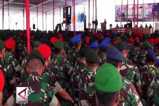 Panglima TNI Minta anggotanya jaga persepsi publik