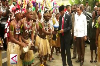 Pasar mama-mama Papua diresmikan