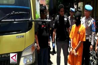 Polres Serang bekuk pembajak truk di Tol Tangerang-Merak