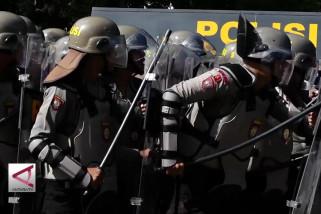 Antisipasi ricuh Pilgub Jateng dengan sispamkota