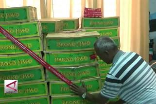 BBPOM Padang sita obat dan kosmetik ilegal