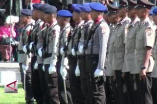 Kapolda Maluku  lantik 213 bintara baru