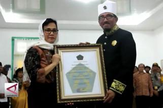 Anugerah gelar  Putri Bangsawan untuk Menkeu