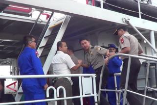 106 TKI di tengah laut diselamatkan