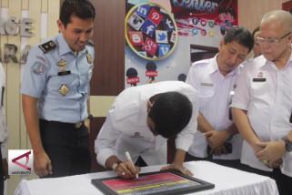 Kantor Imigrasi Mataram miliki media center