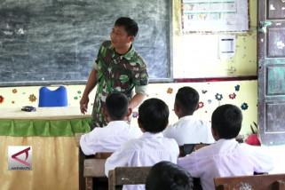 TMMD ajarkan wawasan kebangsaan untuk siswa SD