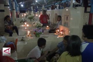 Tradisi memento mori umat Nasrani Palangkaraya