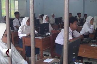UNBK SMP di Pekalongan Terganggu Selama 2 Jam