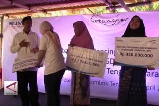 Desa Wisata Budaya Terima Bantuan Dari ASDP