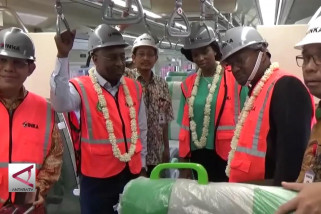 INKA siap produksi lokomotif pesanan Senegal