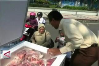 Permintaan Pasar, Pemerintah Impor 40 Ribu Ton Daging Beku