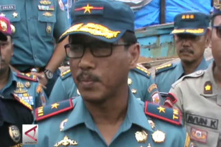 TNI AL gagalkan penyelundupan 94 ton rotan ke Malaysia