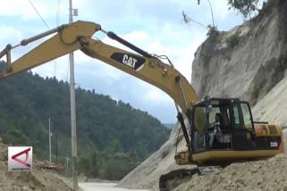 Jalan Nasional Tawaeli - Toboli tuntas di 2022