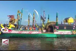 Ragam Budaya Dayak di Festival Isen Mulang Kalteng