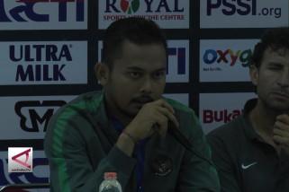 Indonesia tahan imbang Uzbekistan 0-0
