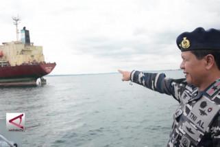 TNI–AL tumpas  penyelundup  4.588,8 Ton Beras Myanmar