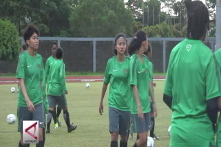 Timnas Sepakbola Putri siap jajal kekuatan Thailand