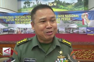 Pengelolaan Sumber Daya Nasional untuk pertahanan negara