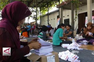 KPU Solo temukan lebih dari 5000 surat suara rusak