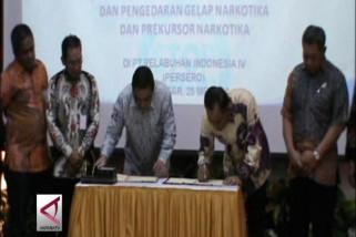 Mengantisipasi narkoba lewat jalur laut ke Makassar