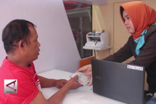 BI Jateng buka layanan penukaran uang di rest area tol Semarang