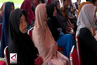 Dispertan Aceh Salurkan Bahan Pokok Bersubsidi