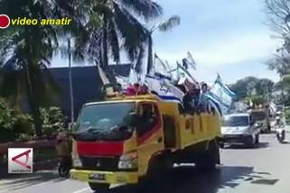 Kapolda Papua akan panggil pembawa Bendera Israel