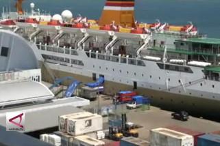 Mempersiapkan 10 pelabuhan untuk dukung tol laut