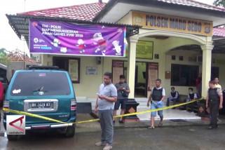 Pria bersenjata tajam serang Polsek di Jambi