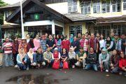 Genpi Camp di Danau Laet Sanggau