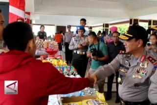 Gelar Pasar Murah, Polda Maluku gandeng distributor besar