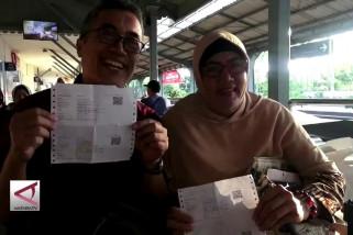 KAI Daops 9 berangkatkan 3.710 pemudik gratis