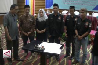 KPU Pekalongan tetapkan 220.621 DPS Pilgub