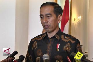 Jokowi sambut baik Amien Rais ingin jadi Capres