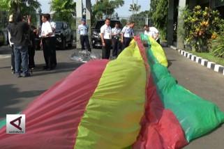 Pilot Keluhkan Balon Udara Pada Arus Balik Lebaran